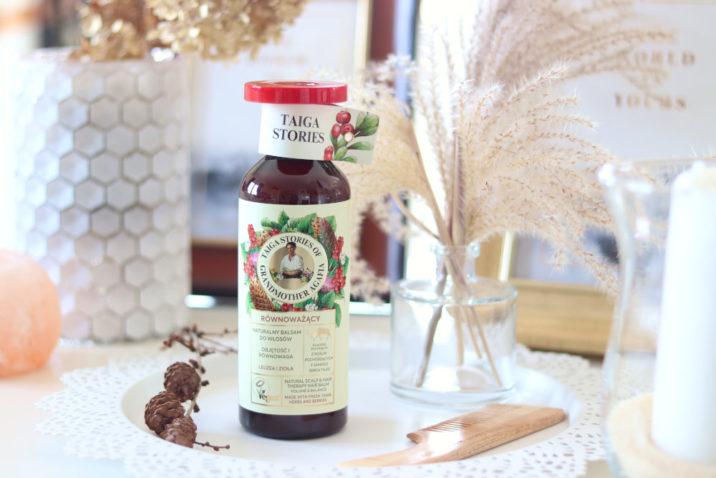 Naturalny balsam do włosów - objętość i równowaga