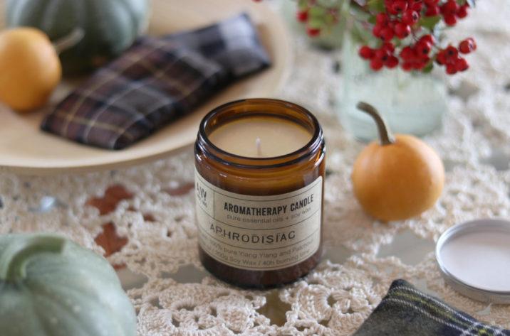 Sojowa świeca aromaterapeutyczna – Aphrodisiac 200g